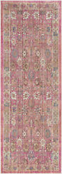 Surya Germili Bright Pink 9and039 X 13and039 1 Area Rugs Ger2326-9131