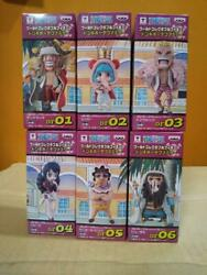 One Piece World Collectible Figure Wcf Don Quixote Family Set