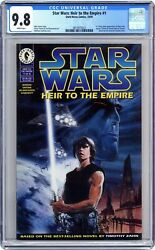 Star Wars Heir To The Empire 1 Cgc 9.8 1995 3815973022