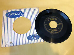 Nappy Brown - Pitter Patter - 7andrdquo 1955 1c/1c Vgc+ / Ex
