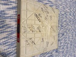 Signed Angels Base By Mike Trout And Most Of Other Team 2018