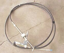 Wellcraft Steering Rack Box And Cable 14and039 6 Long I/o For 19 Foot Boat Ssc 7274