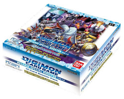 Digimon Card Game Release 1.0 Special Booster Box New Sealed