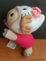Chopper Cushion /one Piece Hello Kitty And Collaboration Height 50 /premium/new
