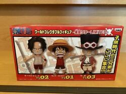 Inner Blister Dress Collectable Warkore Tokyo Tower Limited Sabot Luffy Ace