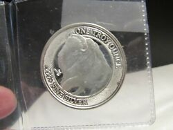 Buffalo 1 Oz .999 Nfc Chipped Fine Silver Round Hi-tech Tap To Scan Mintid.com