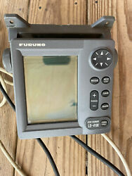 Furuno Ls-4100 Fish Finder 5andrdquo Lcd And Cables