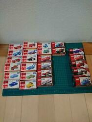 25 Cars Tomica Many Old Packages