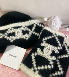 Channel 2020 Knit Set From Japan Fedex No.4643