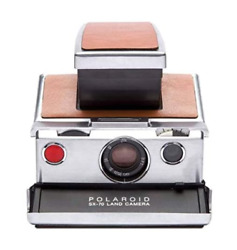 Tested Working Polaroid Sx-70 Instant Film Camera From Japan Excellent++