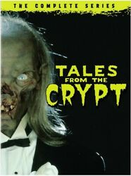 Tales From The Crypt The Complete Series 1-7 20 Dvd Brand New