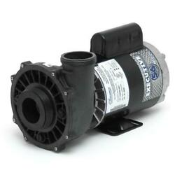 Executive 56-frame 3hp Dual-speed Spa Pump, 2-1/2in. Intake, 2in. Discharge,