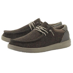 Menand039s Classic Bomber Chukka Driving Moc Shoes