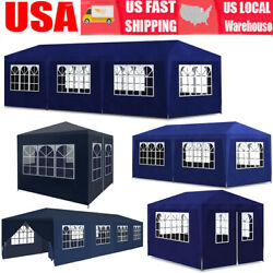 Party Canopy Tent Outdoor Gazebo Pavilion Event Canopy Bbq Wedding Outdoor