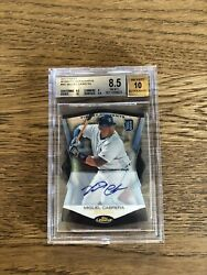 2012 Topps Finest Moments Miguel Cabrera Auto 19/25 Die Cut