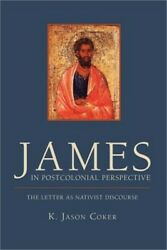 James In Postcolonial Perspective The Letter As Nativist Discourse Paperback O