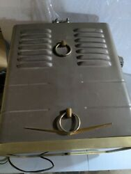 Vintage Rca Victor Retro Tv. Sold As Is. For Parts Repair Project
