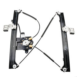 For 2002-09 Chevy Trailblazer Front Right Power Window Lift Regulator With Motor