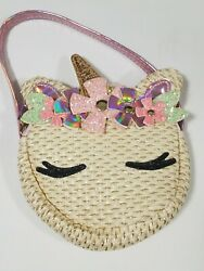 Super cute kids bags Unicorn and Cake slice bag Not Used Small bags $7.00