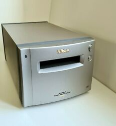 Nikon Super Coolscan 9000 Ed Photo Slide And Film Scanner. Great Condition
