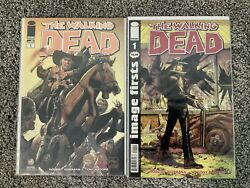 Walking Dead Comic Lot - 1, 111 To 117, 145 To 179 - Lot Of 58