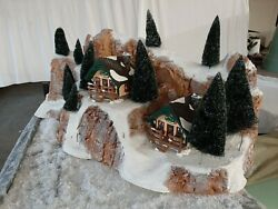 Department 56 Snow Village Mountain For Building To Set On