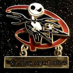 Disney 2015 Genearation D Countdown Jack Nightmare Before Christmas Le 500 Pin