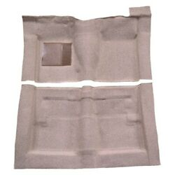 For Ford Ranchero 66-71 Carpet Essex Replacement Molded Cream Complete Carpet