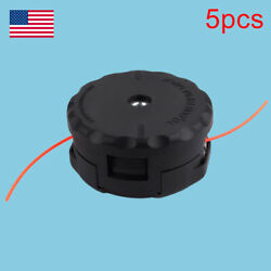 5x Trimmer Heads For Echo Pas-225 Gt-2200 Srm-225 Trimmer Parts Speed-feed 400
