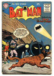 Batman 92 1955- First Appearance Of Ace The Bat-hound-dc Comic