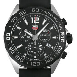 30 000 Yen Coon Point Double Tag Heuer Formula Chronograph