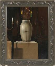 Still Life Painting By Paul Karslak From Ronnie Woodand039s Collection Rolling Stones