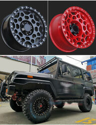 16 Inch Forged 4x4 Wheels Set - Usa Suv / Truck - Ford Chevrolet Dodge Gmc Jeep