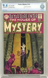 House Of Mystery 174 Cbcs 9.4 1968 0012171-ac-002