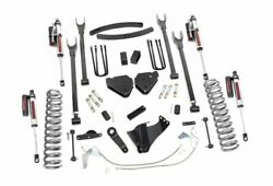 Rough Country 6.0 4-link Suspension Lift Kit 08-10 Ford Sd 4wd Diesel 58450
