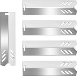 Heat Plate Shield 15 Inch Gas Burner For Grill Replacement