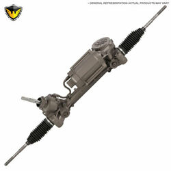 For Ford Edge 2016 2017 W/ 21 Wheels Electric Power Steering Rack And Pinion Dac
