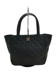 Belted Line/tote Bag/multi-icon/leather/black/lambskin/2003 2004 About