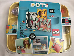 New Lego Creative Picture Frames Dots Diy Craft Decorations Kit For Kids 398 Pcs