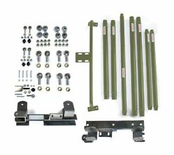 Steinjager Long Arm Suspension Upgrade Kit-locas Green For Jeep Tj J0046034