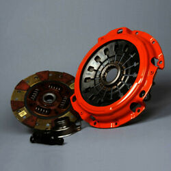 Clutch Pressure Plate And Disc Set-cover/disc Centerforce Df012124