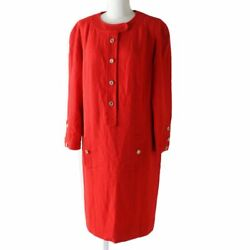 Made In France 23067 Vintage Women And039s Long Sleeve No Color No.6854