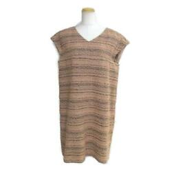 Tweed Dress Women And039s Cotton Polyester P57978v43922 Previously No.5149