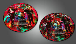 Arcadia-duran Duran The Singles Collection 2x Picture Disc Records 200grm 33rpm