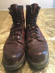 Vintage Red Wing Menand039s Chukka Irish Setter Engine Hiking Boots Size 9.5