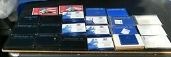 Lot Of 24 United States Mint Coins Proof Sets / Uncirculated