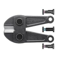 Knipex 71 79 760 Spare Cutter Head For Bolt Cutters