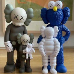 Includes Shipping Kaws Family Figure Immediately Cowes