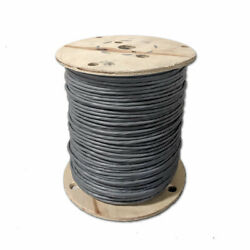 Shielded Security/alarm Wire Gray 18/4 18awg 4 Conductor Stranded Cm …