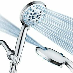 Aquacare As-seen-on-tv High Pressure 8-mode Handheld Shower Head - Antimicrobial